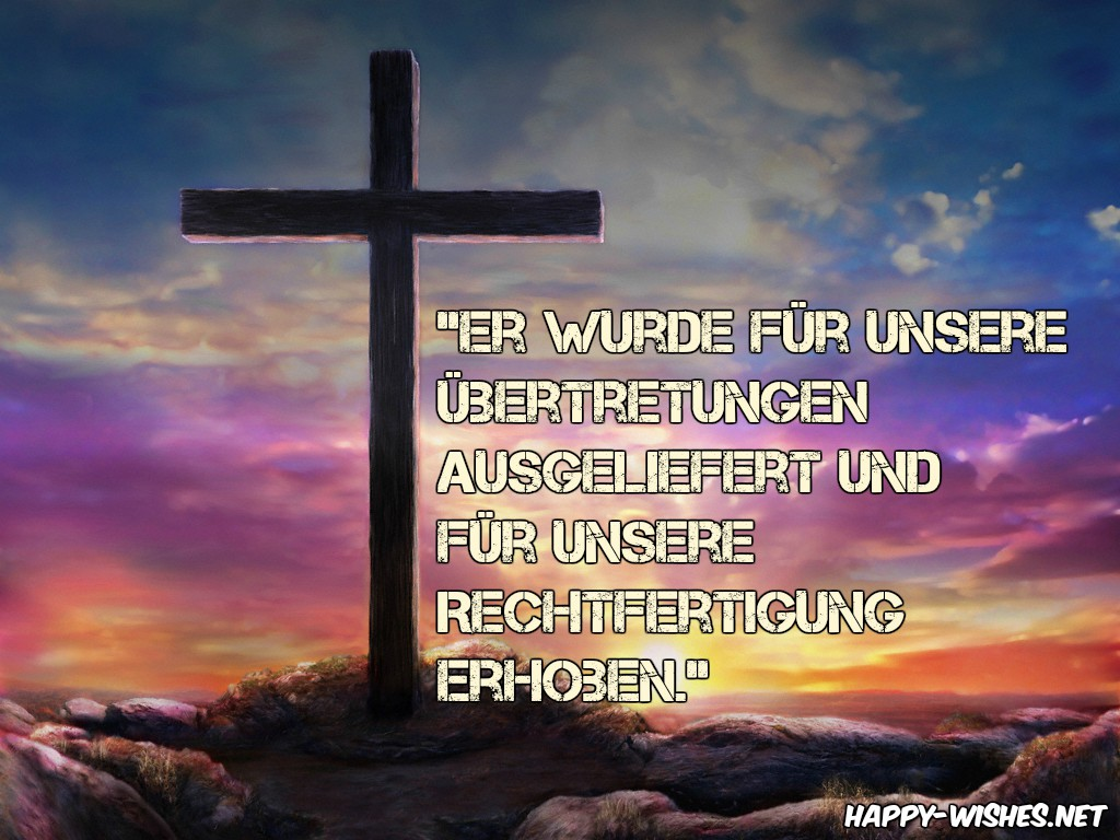 easter quotes in german