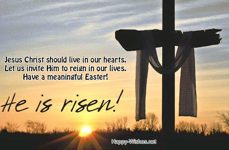 Happy Easter 2019 Religious Quotes & Greetings
