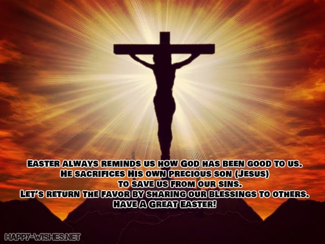 Easter Jesus Religious quote image