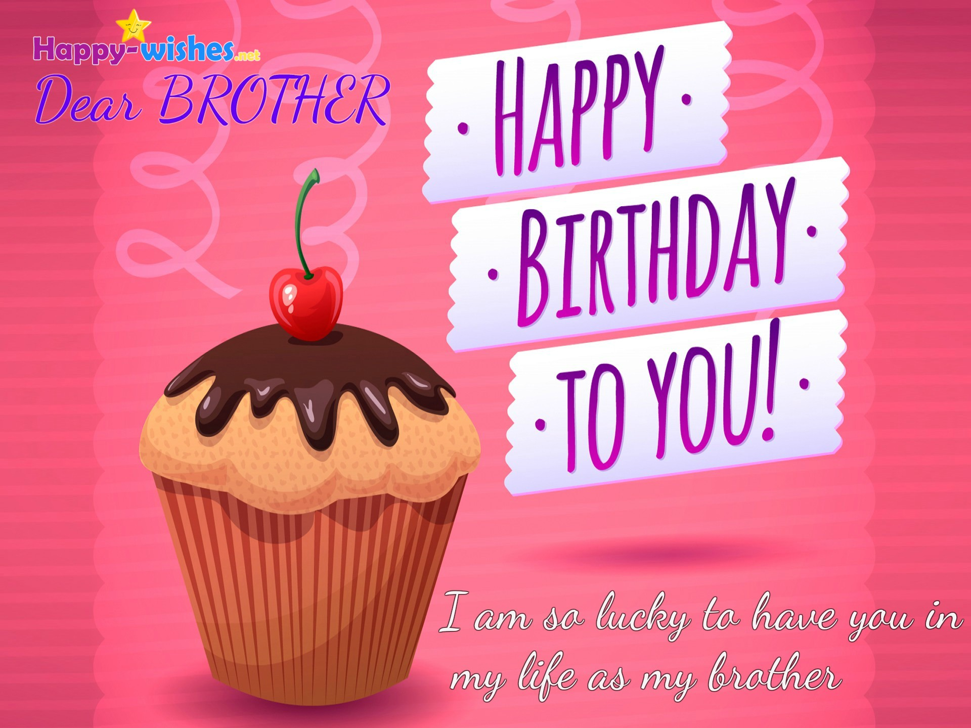 128 Happy Birthday Wishes For Brother Quotes Messages