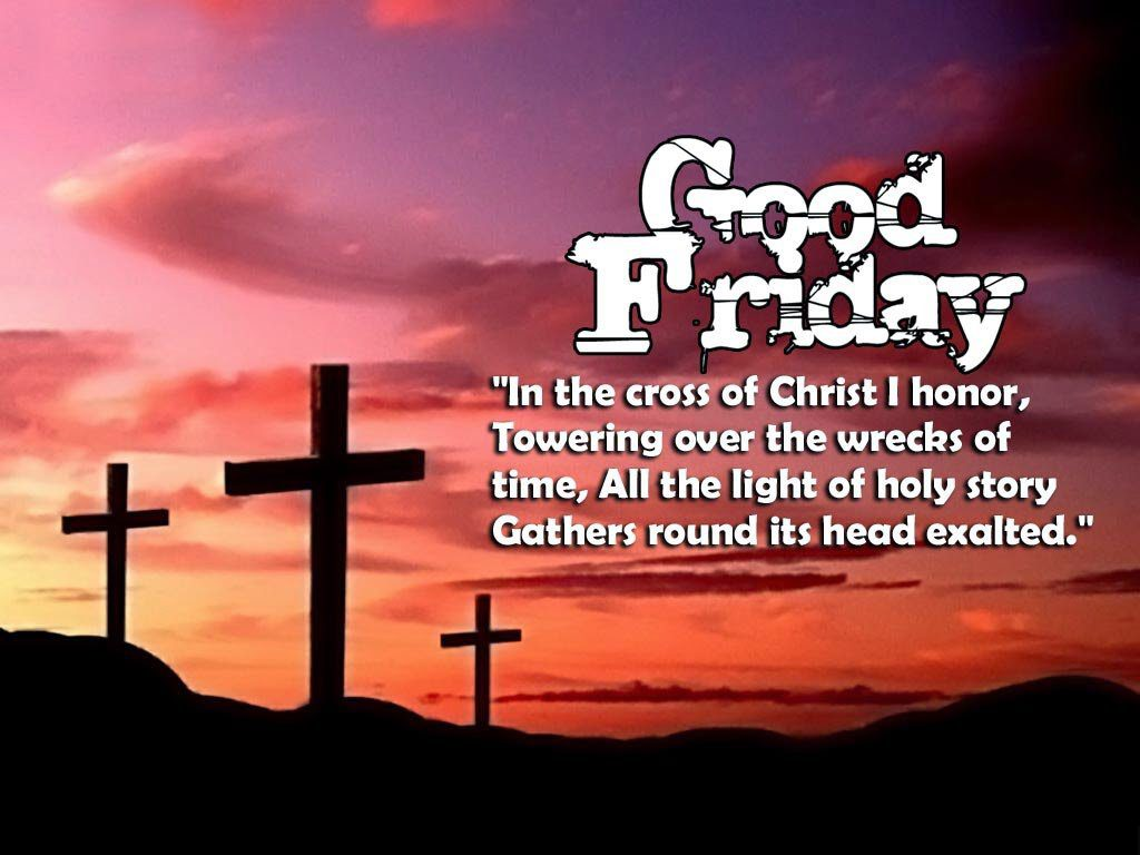 Happy Good Friday 2019 Quotes & Images
