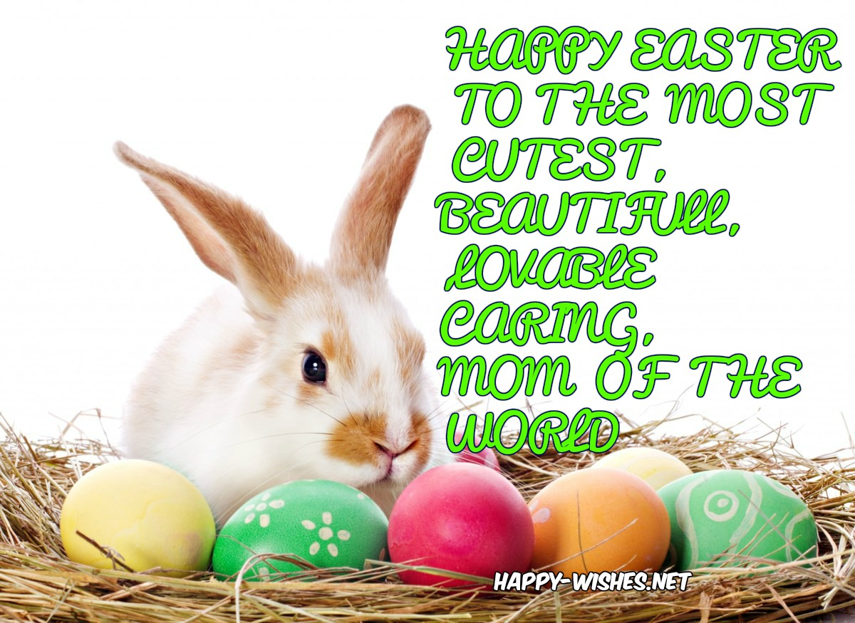 Happy Easter 2019 Quotes For Mom