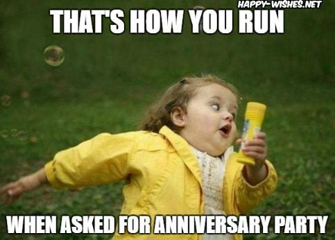 Happy Anniversary Funny memes