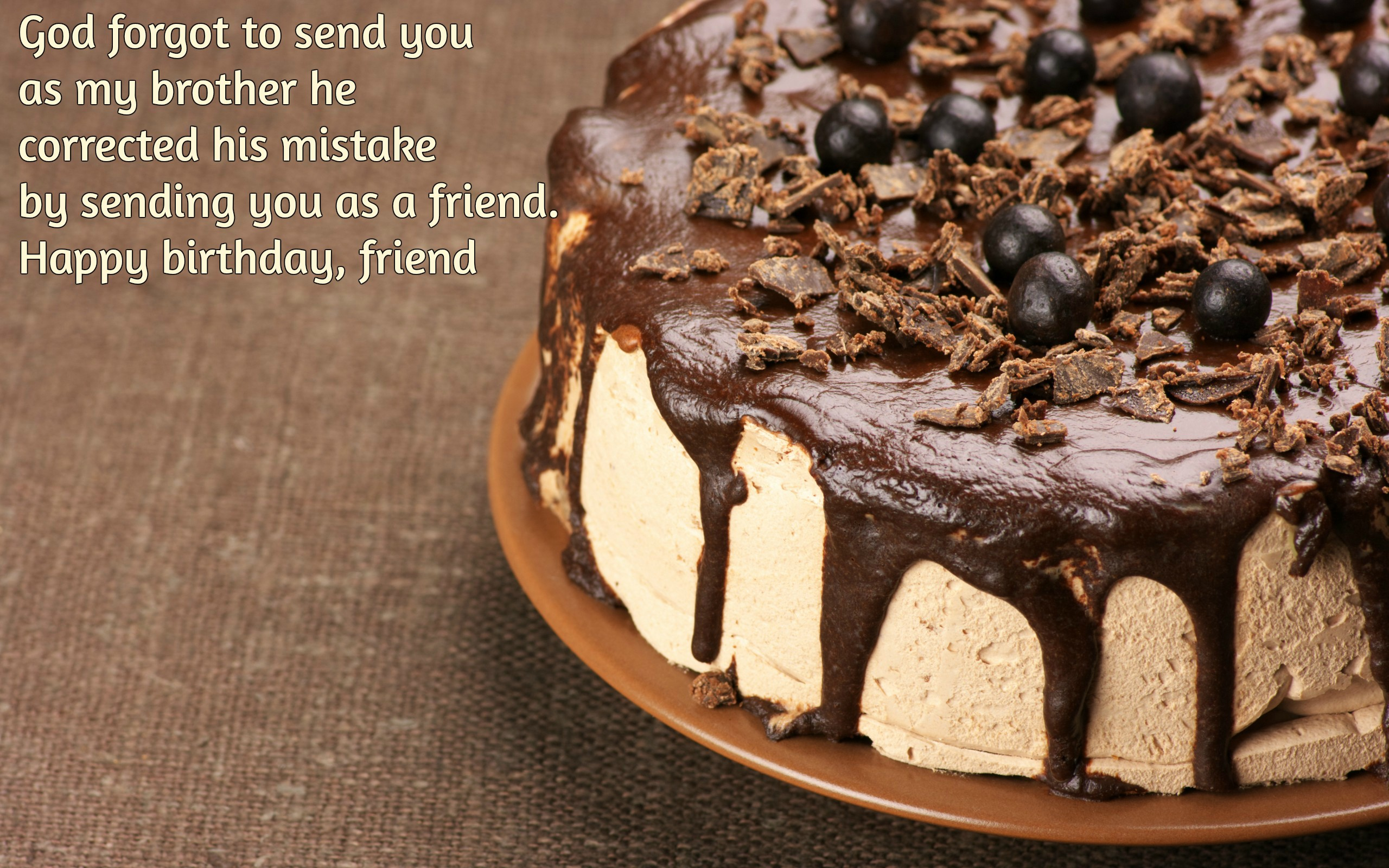 Terrific Happy Birthday Wishes For Best Friend Quotes Images Memes Funny Birthday Cards Online Drosicarndamsfinfo