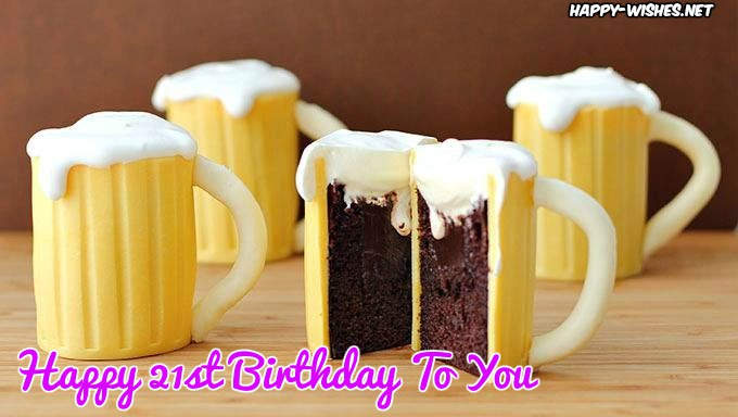 happy 21st happy birthday images