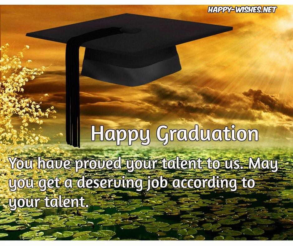 Happy Graduation: Take God With You