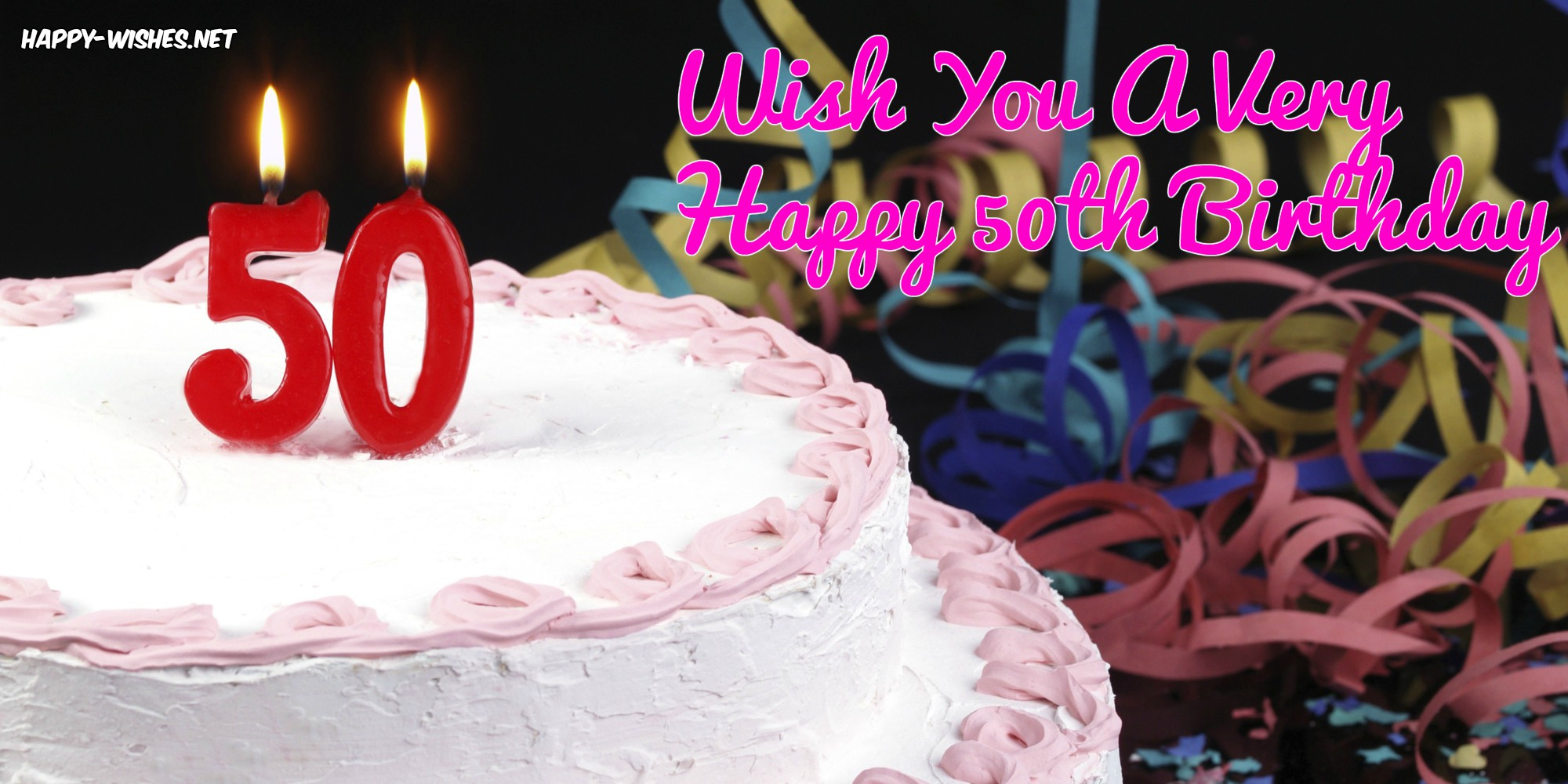 Marvelous Happy 50Th Birthday Wishes Quotes Images Personalised Birthday Cards Veneteletsinfo