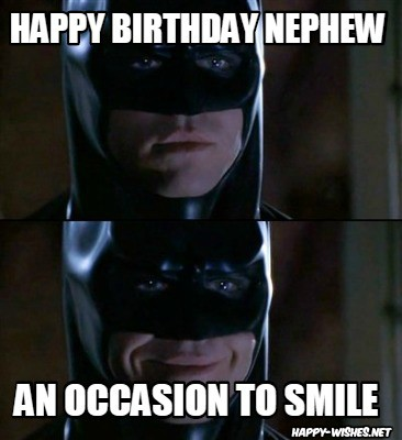 An Occasion to smile, Happy Birthday Kid