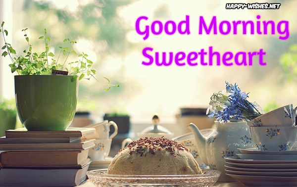 20 + Good Morning wishes to husband