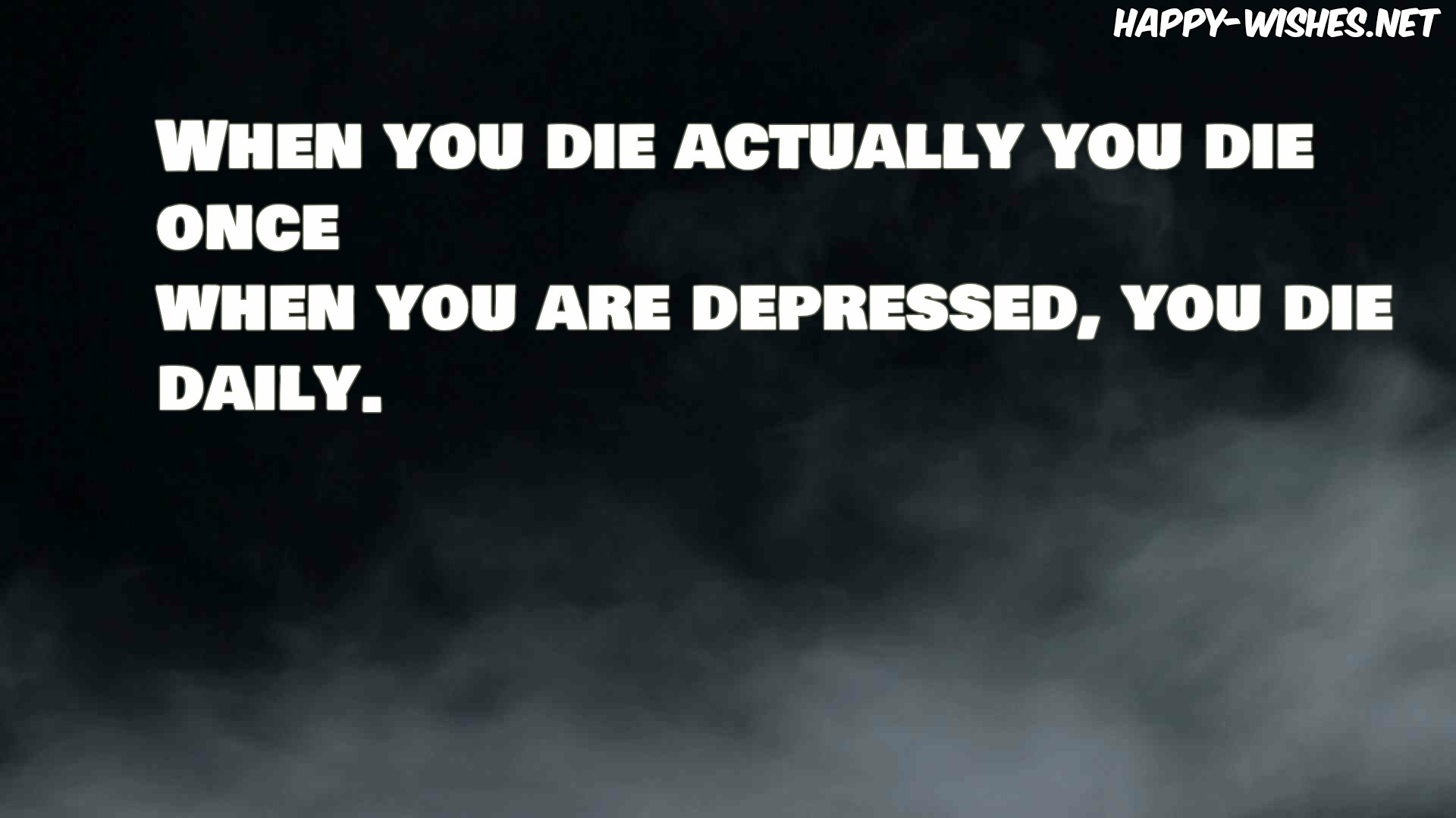 Best Depression Quotes About Life