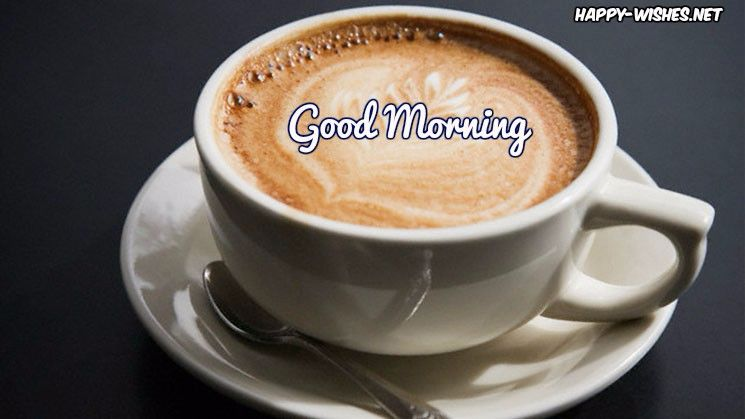 Good morning Coffee Quotes Wishes - Cofee Mug Images