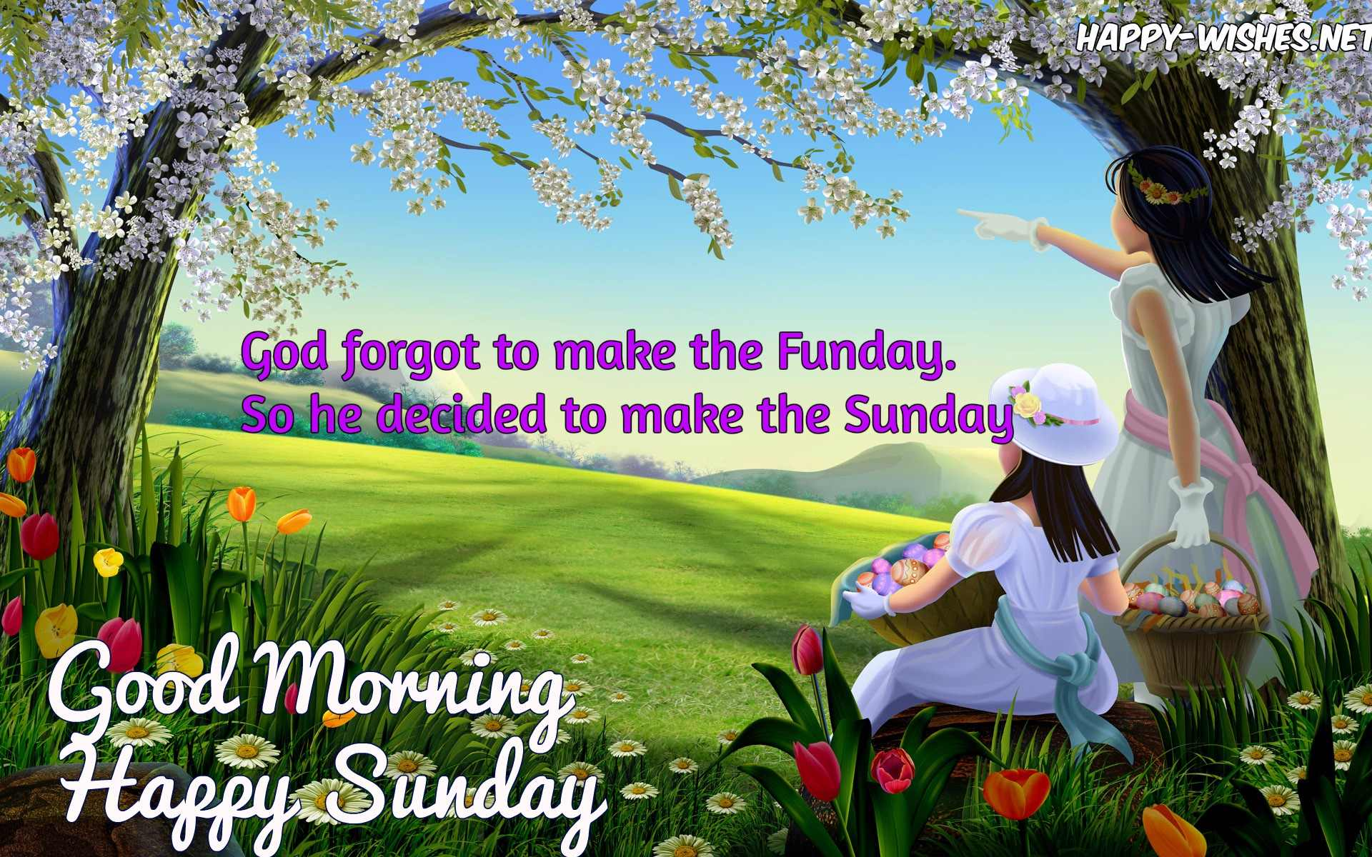 Good morning wishes on sunday quotes