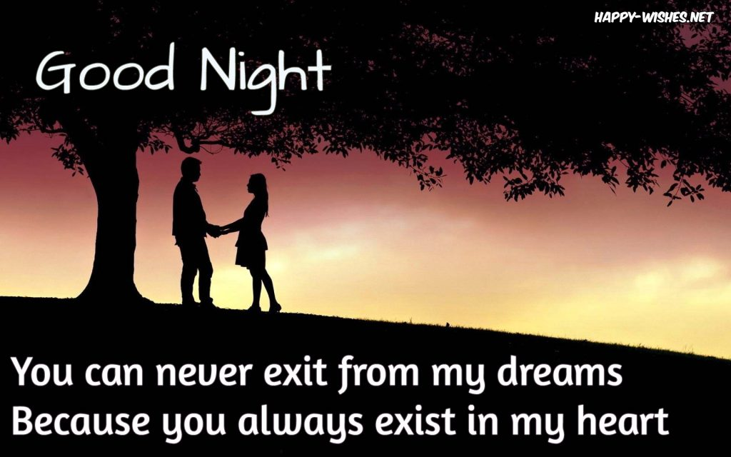 Good night wishes