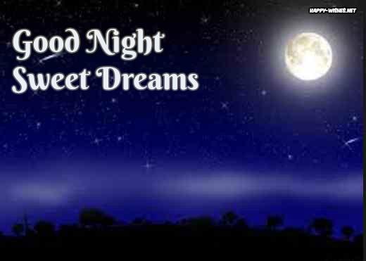 Best Good night dreams wishea