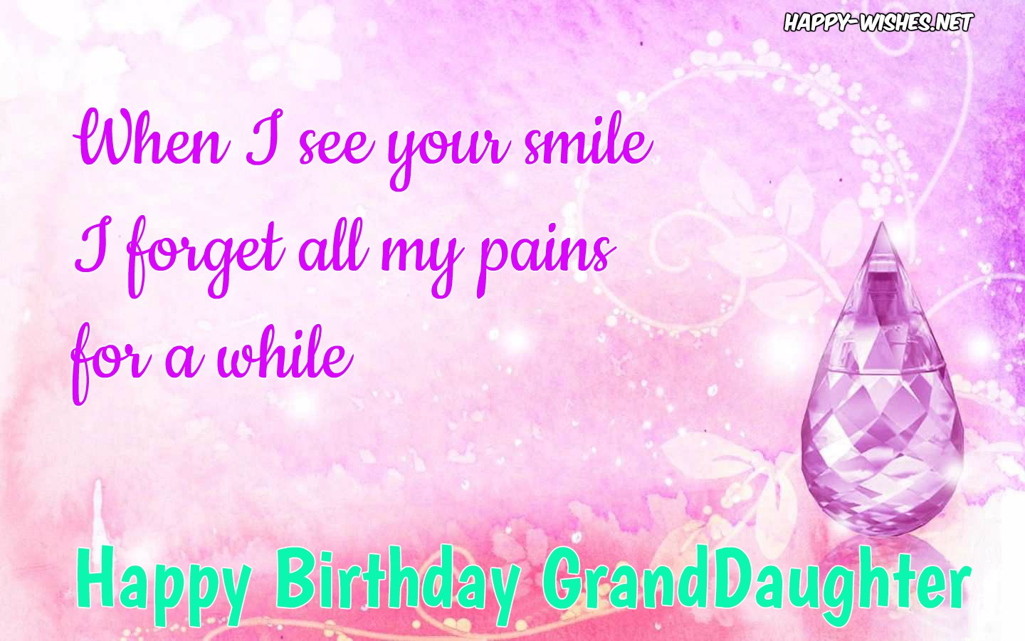 50+ Special Birthday Messages For Your Spectacular Granddaughter