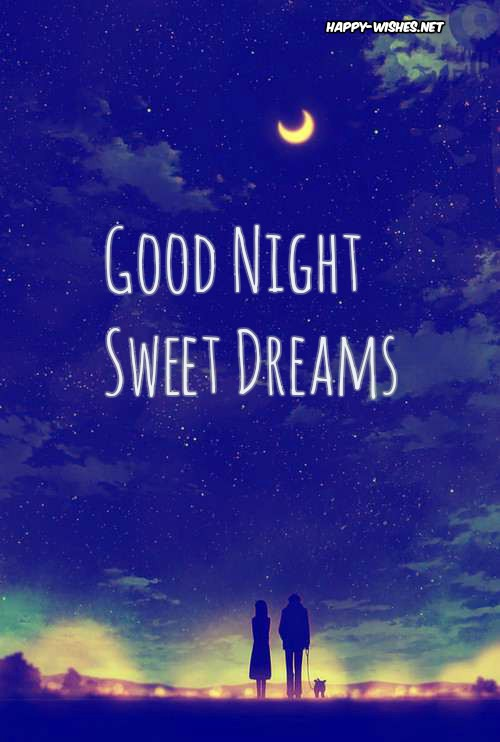 Best Good Night Sweet Dreams Quotes and Messages