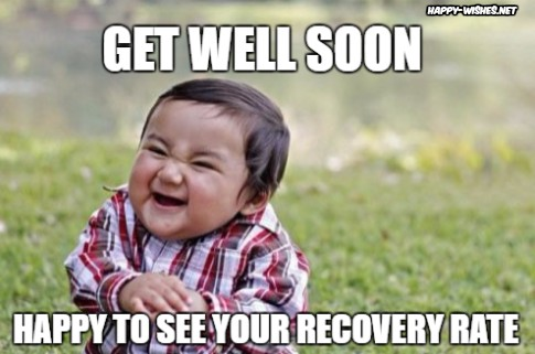 best Get Well Soon Memes