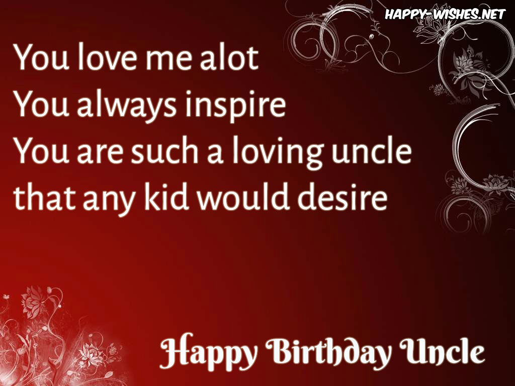 happy birthday wishes for uncle quotes and images
