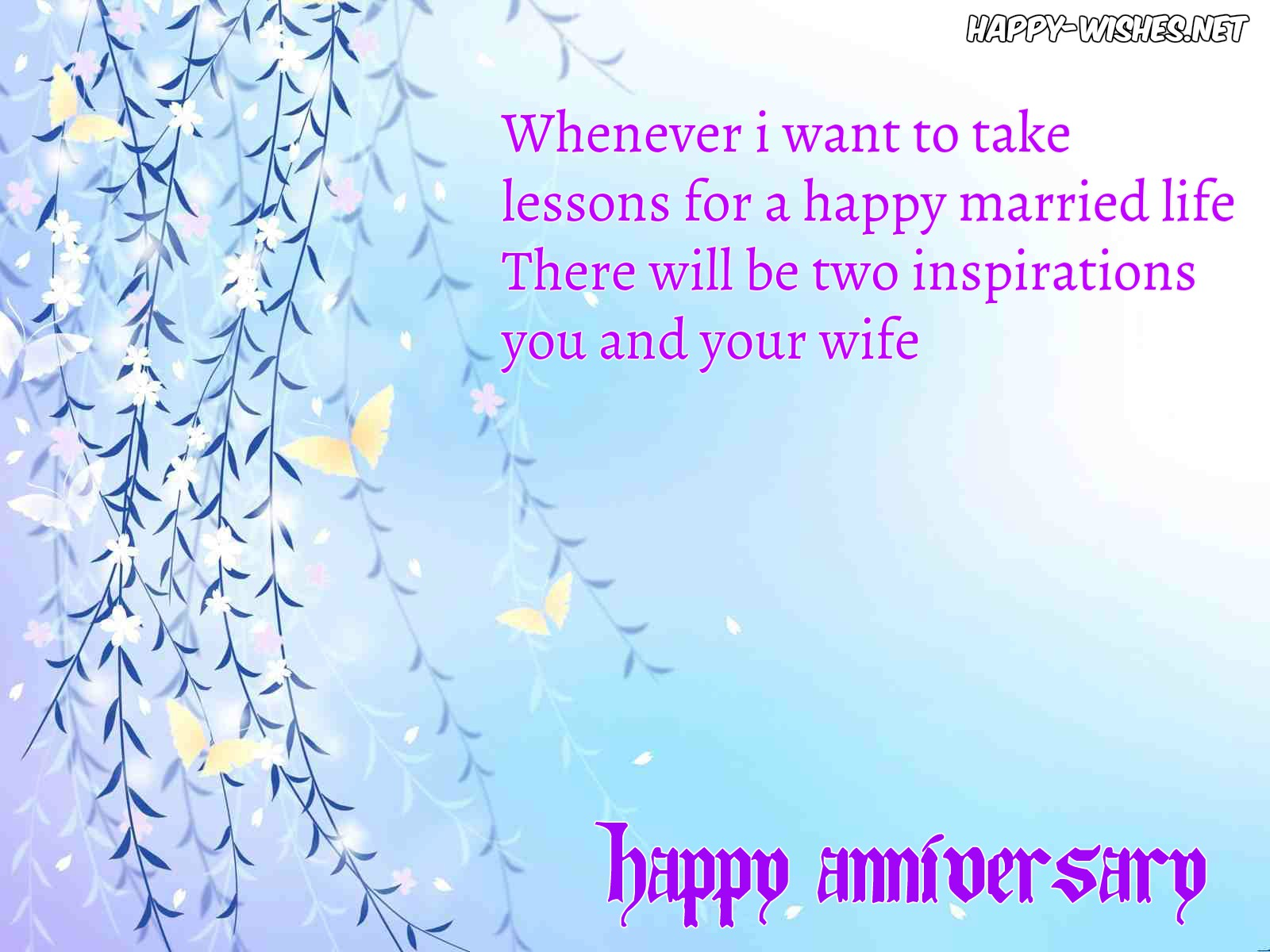 Best ANNIVERSARY Wishes for brother