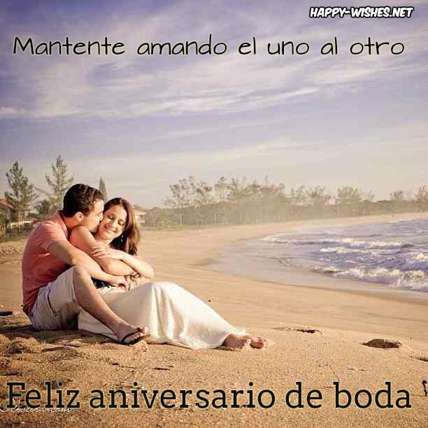 Happy Anniversary Wishes in spanish
