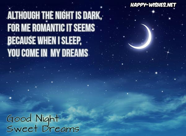 best Good night wishes quotes