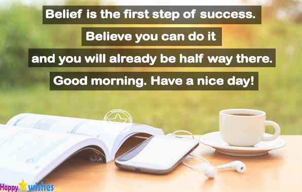 Good Morning Positive Quotes