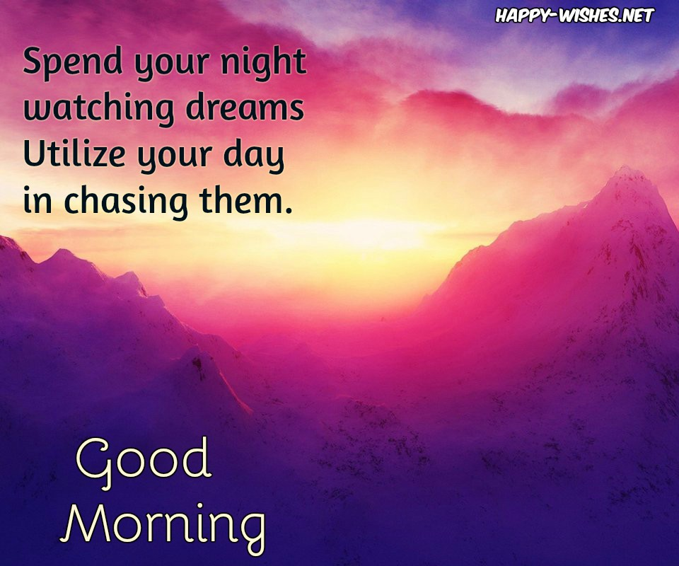 inspirational good morning wishes [Best Collection]