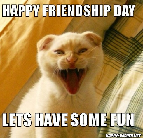 funny Happy Friendship Day memes
