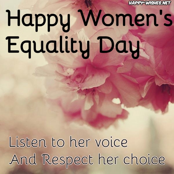 Women Equality Day QUOTES