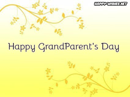 Grandparents's Day picture
