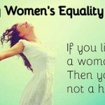 Women Equality Day images