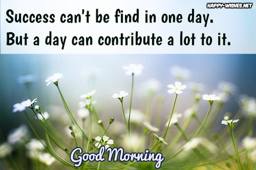 Good morning Quotes motivating