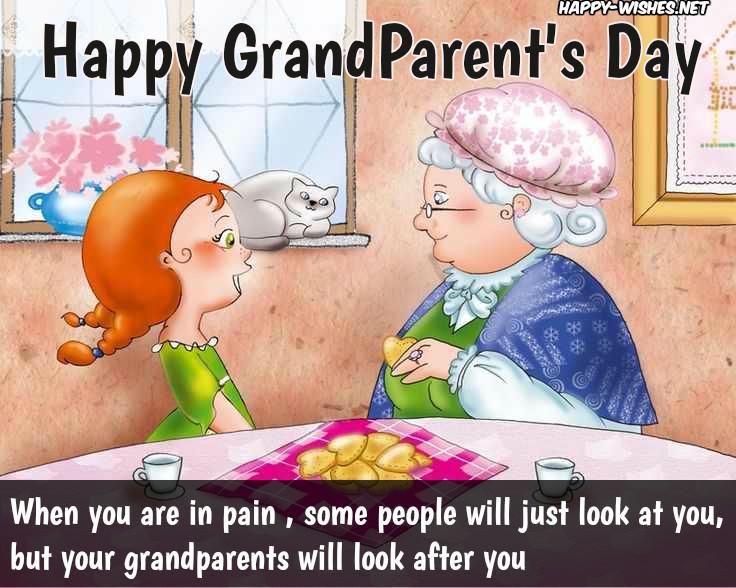 Grandparent's Day Quotes