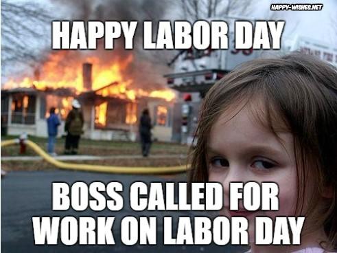 funny Labor Day Meme
