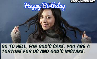 30 Best Sarcastic Birthday Wishes Messages