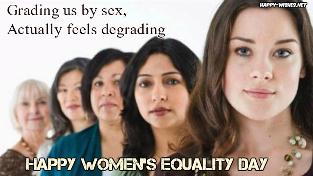 Women Equality Day Wishes