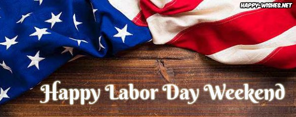 large dimension wide Labor day Banner images