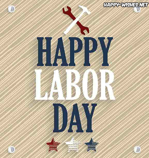 Labor Day Clip art Images with worker tool