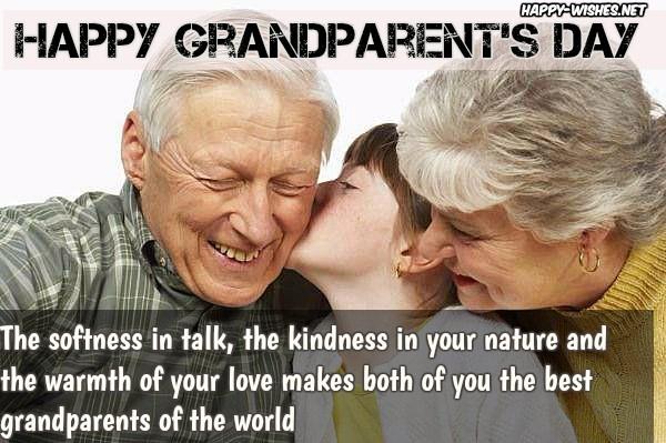 best Grandparent's Day Quotes