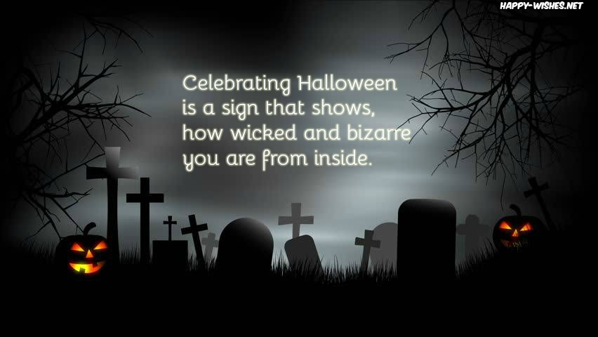 Halloween Quotes For Kids.Best Halloween Messages Quotes