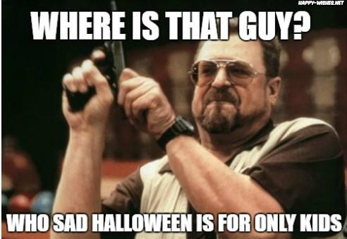 halloween haters memes