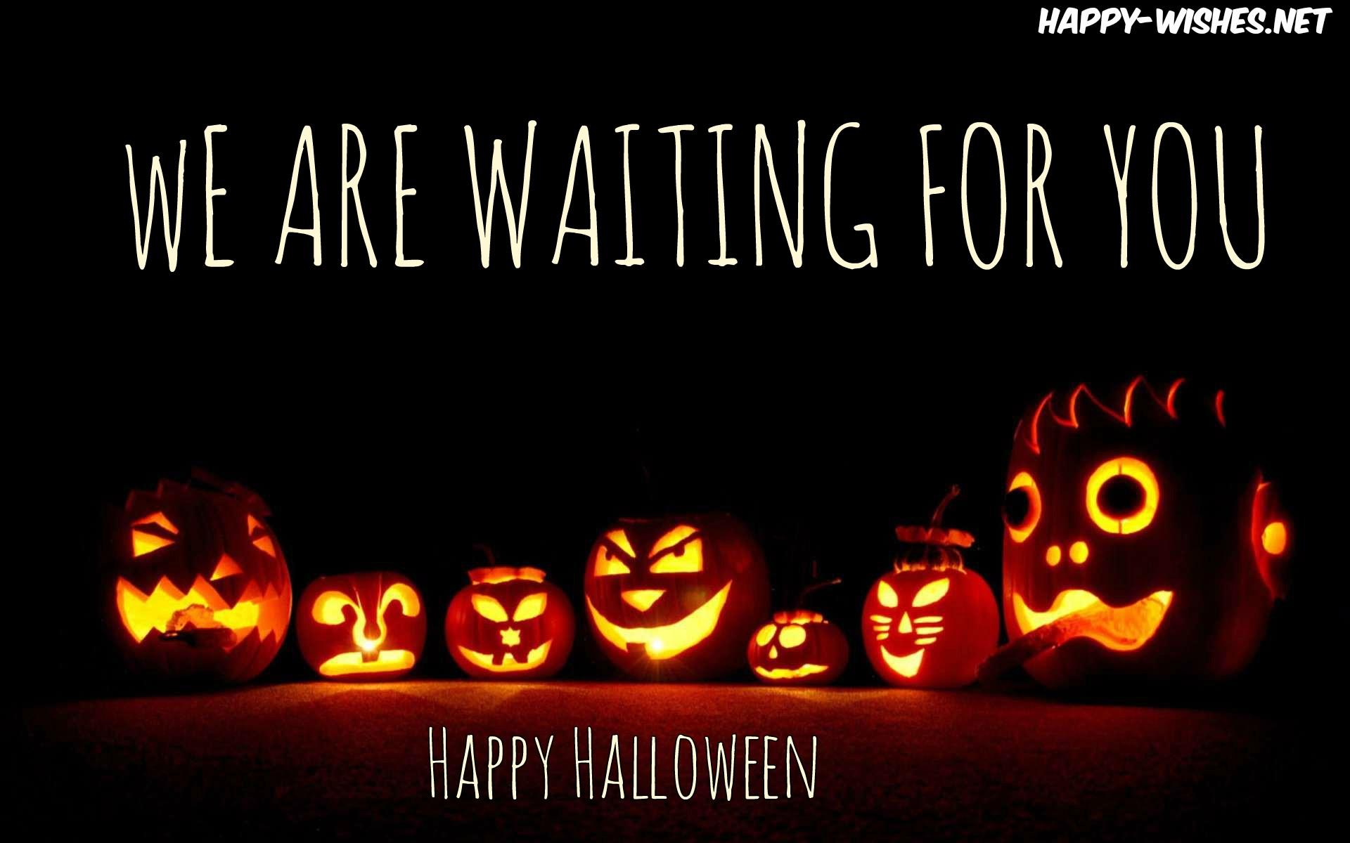 Laughing Jack o lanterns images on Halloween