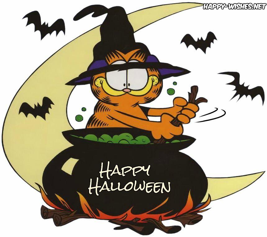 Happy Halloween Cartoon Images