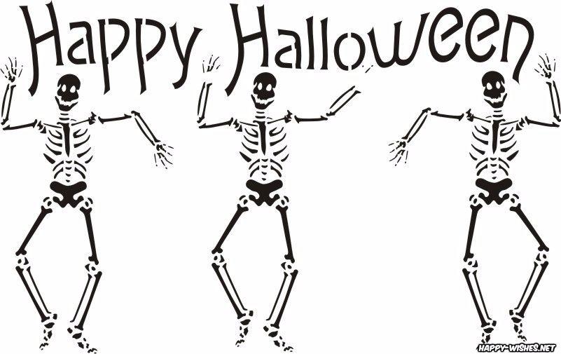 Skelton images