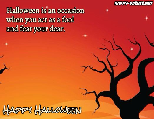 Halloween quotes for everyone