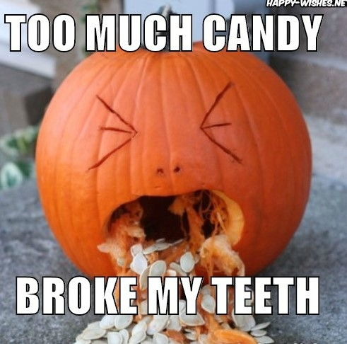 28 Best Happy Halloween Memes Images 2019