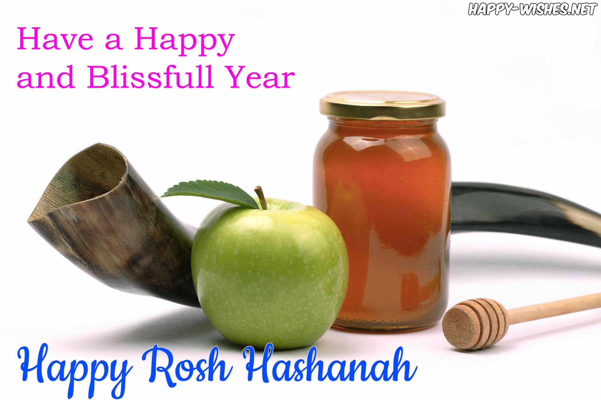 Sweet Images on Rosh Hashanah