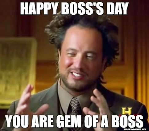 Best Boss Day Meme