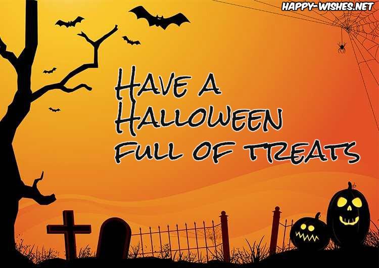 Graveyard images of Halloween