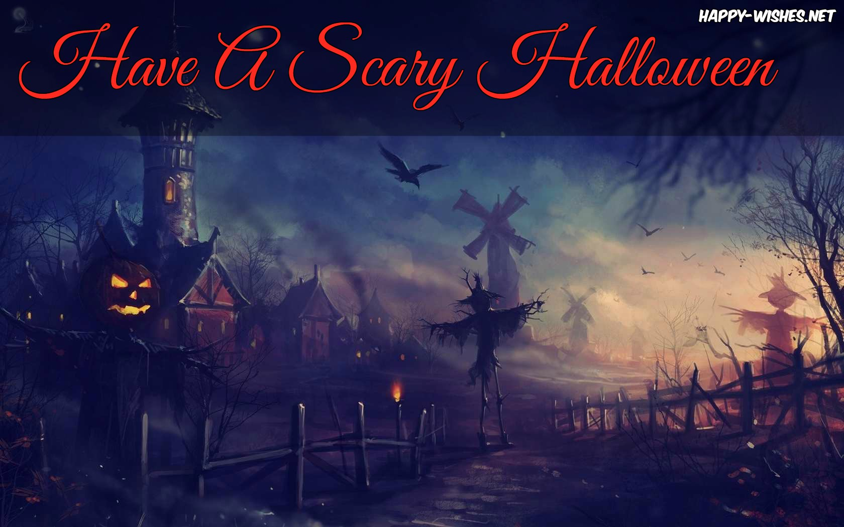 Have A Scary Halloween Images